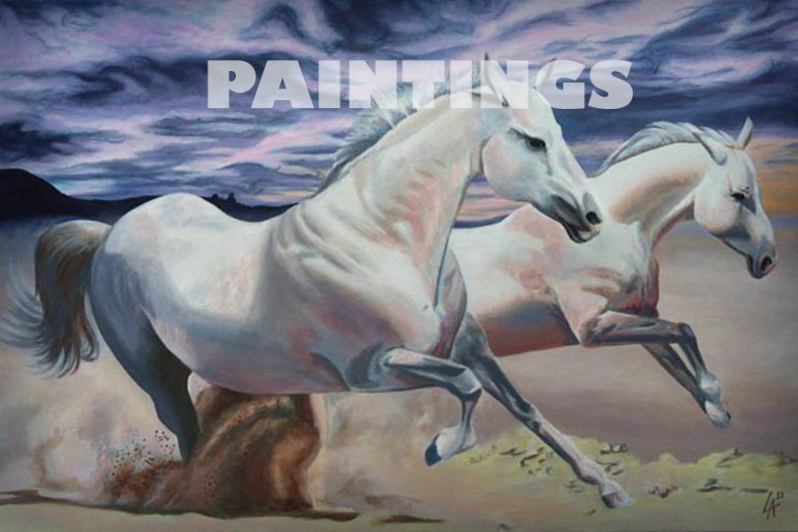 Featured Paintings Gallery
