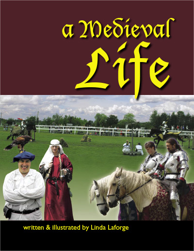 A Medieval Life, medieval history for kids