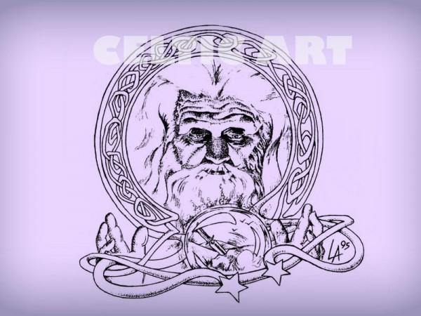 <span>Celtic Art Portfolio</span><i>→</i>